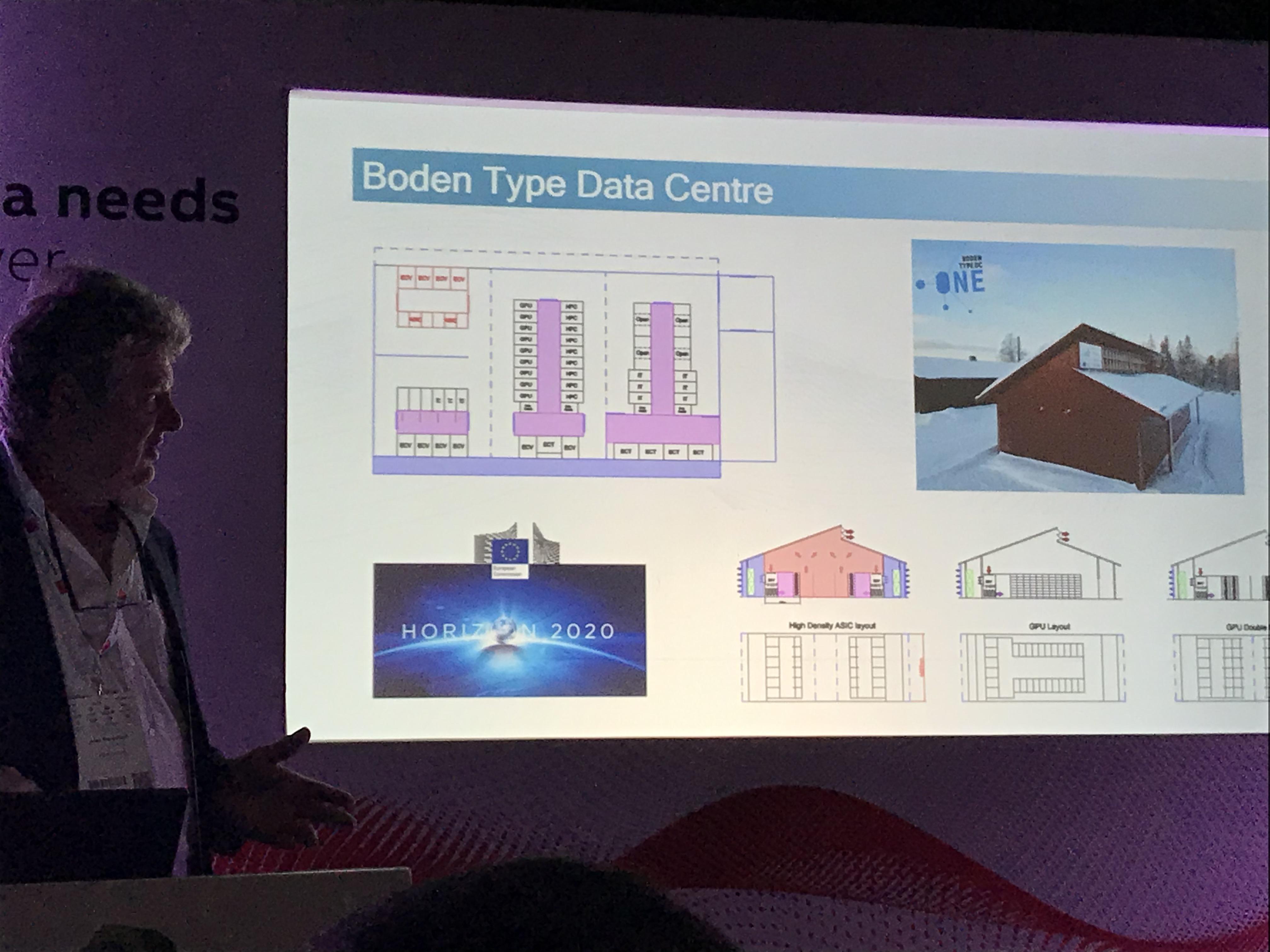 Data Centre World, London, March 2019